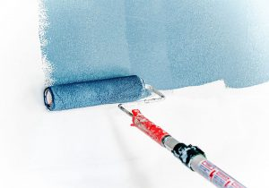 bay area residential construction painting job